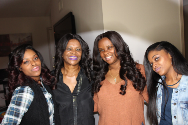 Toi and fam